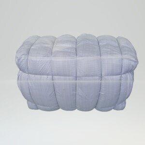 画像1: リサイクル毛布 (新品) 20枚梱包