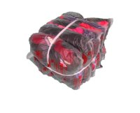 濃色綿ウエス【検針済】  10kg梱包(2kg×5袋)