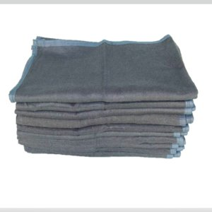 画像1: リサイクル毛布 【新品】  10枚梱包