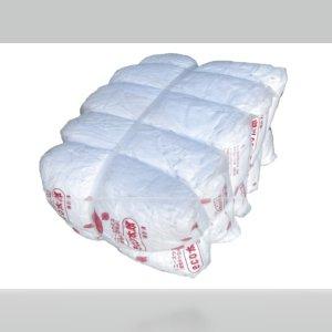 画像1: 白タオル地ウエス【検針済】10kg梱包(2kg×5袋)