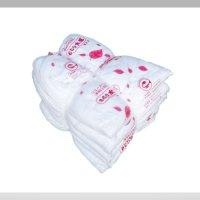 白タオルウエス(四辺縫い合せ) 【検針済】10kg梱包(2kg×5袋)