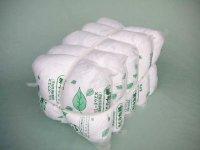 新品上質白メリヤスウエス 【検針済】 10kg梱包(2kg×5束)